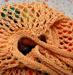 French Market bag knitting pattern... looks pretty simple!