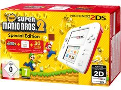 Nintendo XL with Mario Kart 7 Orange/White - Nintendo - Ideas of Nintendo - Rouge New Super Mario Bros 2 Nintendo Ideas of Nintendo Rouge New Super Mario Bros 2 Nintendo 2ds, Nintendo Switch, Nintendo Mario Bros, Nintendo Consoles, Buy Nintendo, Mario Kart, Mario Bros., Video Games Xbox, New Video Games