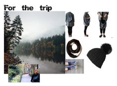 """""""For the trip"""" by kropkadesign ❤ liked on Polyvore featuring Black and SOREL"""