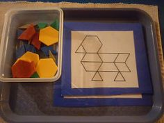 Blog: a journal of observations and Montessori activities with children