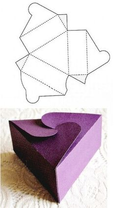 herziges Dreieck
