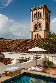 Hotel Casa San Agustín - Cartagena de Índias, Colombia
