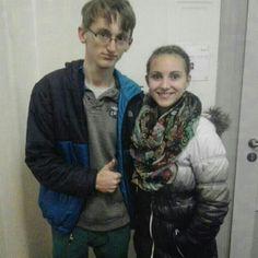 Paul Luca and Sophie Schwerthöffer
