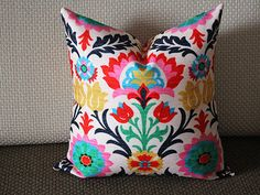 Waverly Santa Maria Desert Flower Pillow Cover Decorative Pillow Throw Pillow 16x16 18x18 20x20 267