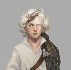 Quintin (An assasian) Fantasy Character Design, Character Creation, Character Design Inspiration, Character Concept, Character Art, Concept Art, Character Ideas, Dungeons And Dragons Characters, Dnd Characters