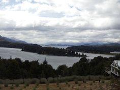 Bariloche, Lago Moreno Oeste. Isla de los conejos.