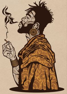 FEATURE: South African Illustrators Redefining the Afro-Aesthetic African Drawings, Hipster Drawings, Couple Drawings, Easy Drawings, Pencil Drawings, V Force, Africa Art, African American Art, South African Art