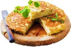 Receita de Tortilha à Espanhola | Cozinha Tradicional