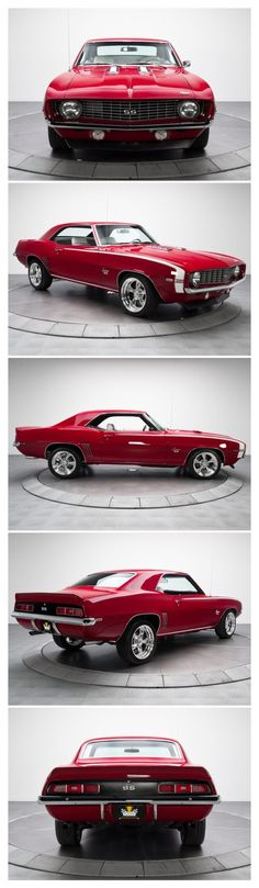 We all love our Muscle Cars.