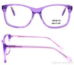 046d8f806cf3 New Arrival Eyeglasses Clear Frames Designer Eyeglass with case Acetate Optical  Glasses for women men Frames myopia Eyeglass Frames in high