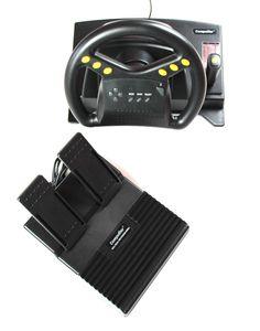 Playstation 1 Lenkrad mit Gaspedal in OVP Neu für PS1