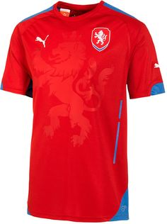 Czech Republic 2014 Home and Away Kits Released - Footy Headlines