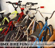bike storage. & Bike Storage for the kids bike out of 2 by 6u0027s | Garage | Pinterest ...