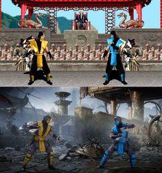 inscreva-se no canal do Arte Kombat Mortal, Mortal Kombat Tattoo, Scorpion Mortal Kombat, Mortal Kombat Games, V Games, Video Games, Mi Images, Mortal Kombat X Wallpapers, Claude Van Damme