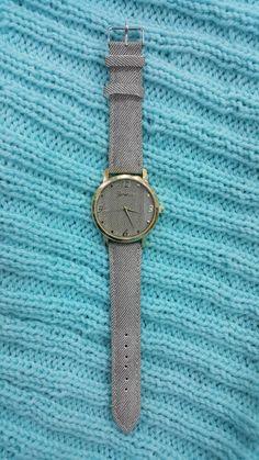 Часы Geneva Jeans серые