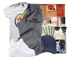 """""""Quick Set"""" by trillqueenlex ❤ liked on Polyvore featuring NIKE"""