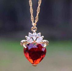 Alice in Wonderland necklace ($16.95).                                                                                                                                                                                 More