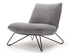Fabric easy chair ROLF BENZ 394 | Fabric easy chair by Rolf Benz