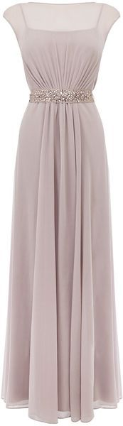 Lori Lee Maxi - I think that Naomi Watts would look lovely in this in the right color!