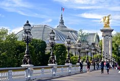 Pont Alexander III, Paris jigsaw puzzle in Bridges puzzles on…