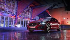 New 2016 Jaguar XE Sports Saloon: 52 HD Photos and Full Details [Updated]   Carscoops Jaguar Xe, Dynamic Design, Rear Wheel Drive, S Car, Bmw 3 Series, Day And Time, Electric Power, Twin Turbo, Automatic Transmission