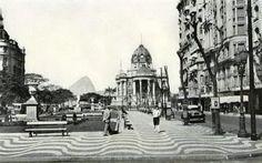 Praça Marechal Floriano Peixoto (Cinelândia) - Centro, Rio de Janeiro - RJ, Brasil
