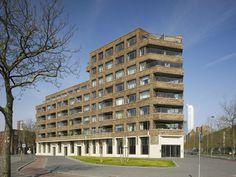 Zuiderspoor Parkstad Rotterdam - alle projecten - projecten - de Architect