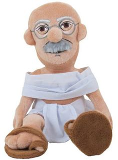 Ghandi Little Thinker Doll | State Library of Queensland Shop