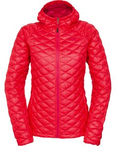Autumnhighlights The North Face Women s Thermoball Hoodie. The  compressibility of down and the wet 966f246a604c