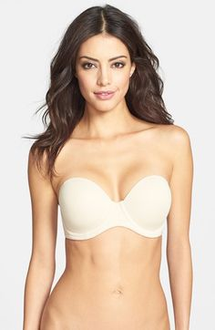 Wacoal 'Red Carpet' Convertible Strapless Bra available at #Nordstrom