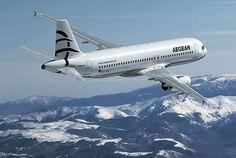 ΑΛΙΟΣ ΠΛΕΥΣΙΣ  -  H2O Ferries             : H AEGEAN προσφέρει σε 61 αεροσκάφη παραδοσιακές γε...