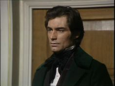 Timothy Dalton as Mr. Edward Rochester #readers #books #Janeeyre