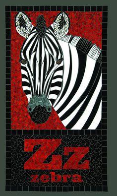 .Zz Zebra. t