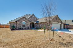 New Homes | SW Oklahoma City | Brick | Traditional Homes | Rock