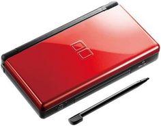 Amazon.co.jp: Nintendo DS Lite Crimson/Black (輸入版:北米): Nintendo Ds Hardware: ゲーム