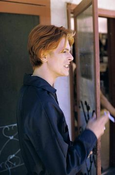 David Bowie by Steve Schapiro