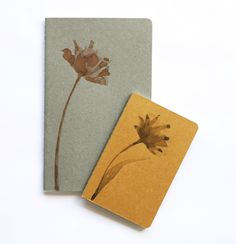 Hand painted on Moleskine Notebook big size/ by SimpleArtStudio, €20.00
