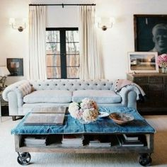 How to Get Kirstin's Modern Eclectic Look in a Few Easy Steps   design district