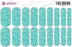 Custom Jamberry Nail Art Studio Design by NailArtCreations, $2.00 (Digital download to create wraps in #Jamberry #NailArtStudio). #nailart #manicure #nails #etsy