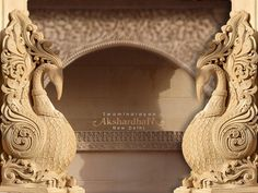 Indian Temple Architecture, India Architecture, Styrofoam Art, Temple Design For Home, Royal Art, Buddha Painting, Carving Designs, Krishna Art, Stone Art
