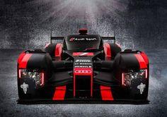 Audi 2016 R18 Le Mans prototype