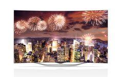 LG CURVED OLED TV 55''  EC93