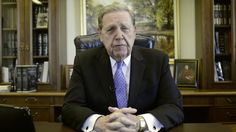 Elder Holland prepares for Face to Face event by responding to question from missionary who returned early