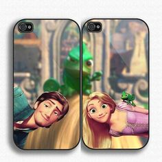 Case iphone 4 and 5 for Disney Tangled