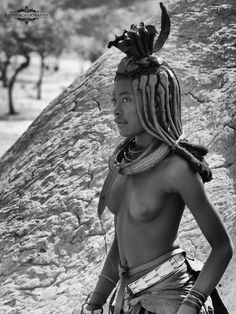 Awesome Himba woman