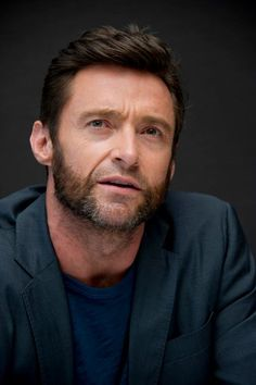 Well, it seems Hugh Jackman can pull off the Rediker mutton chops