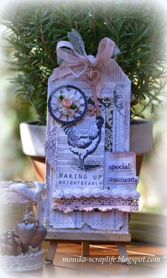 Tag by Monica / Scrap Life, Oct 2014