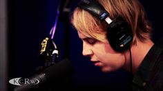 "Tom Odell performing ""Another Love"" Live on KCRW for #MBE"