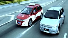 BYD's green activities and latest electric car E6 wmv