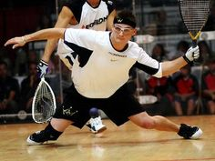 Kane Waselenchuk, the greatest racquetball player of all time.